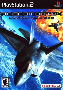 Ace Combat 04: Shattered Skies OST