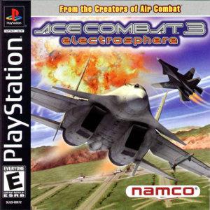 Ace Combat 3: Electrosphere OST