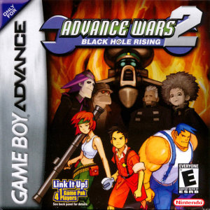 Advance Wars 2: Bla