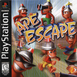 Ape Escape OST
