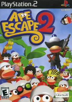 Ape Escape 2 OST