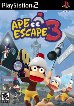 Ape Escape 3 OST