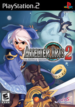 Atelier Iris 2: The Azoth of Destiny OST