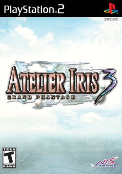Atelier Iris 3: Grand Phantasm OST