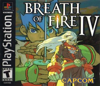 Breath of Fire 4 OST