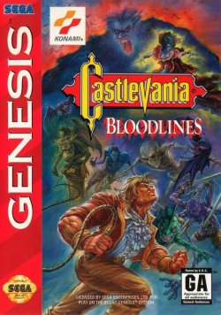 Castlevania: Bloodlines OST