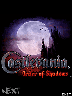 Castlevania Order of Shadows OST
