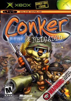 Conker - Live & Reloaded OST