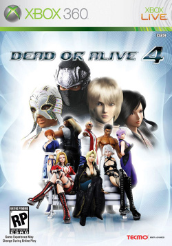 Dead or Alive 4 OST