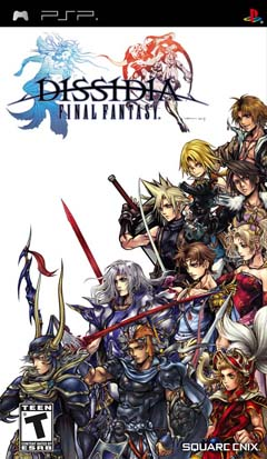 Dissidia: Final Fantasy OST