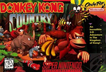 Donkey Kong Country OST
