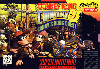 Donkey Kong Country 2: Diddy Kong