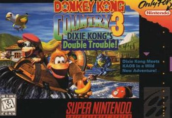 Donkey Kong Country 3 OST