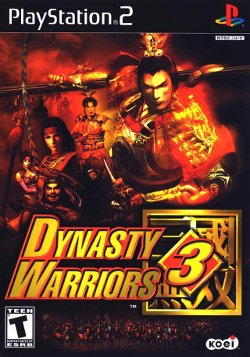 Dynasty Warriors 3 OST