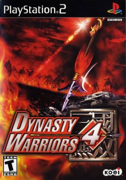 Dynasty Warriors 4 OST