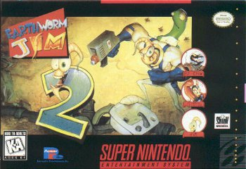 Earthworm Jim (SNES)