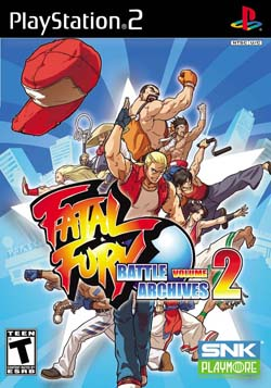 Fatal Fury Real Bout 2: The Newcomers