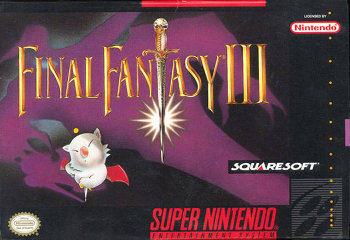 Final Fantasy 3 OST