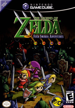 The Legend of Zelda: Four Swords Adventures OST