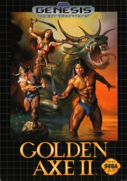 Golden Axe 2 OST