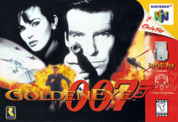 GoldenEye 007 OST