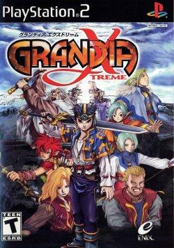Grandia Xtreme OST