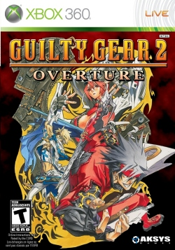 Guilty Gear 2 Overture OST