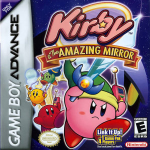 Kirby & The Amazing Mirror OST
