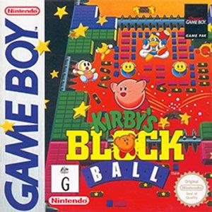 Kirby's Block Ball OST