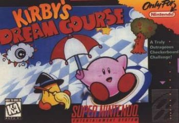 Kirby's Dream Course OST