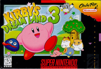 Kirby's Dream Land 3 OST