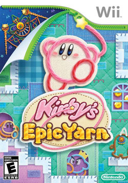 Kirby's Epic Yarn OST