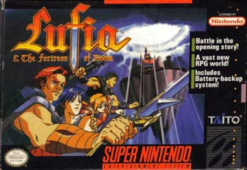 Lufia & The Fortress of Doom OST