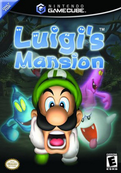 Luigi's Mansion OST