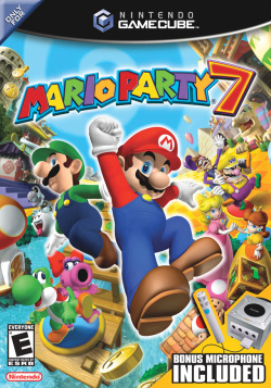 Mario Party 7 OST