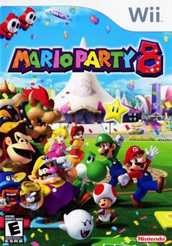 Mario Party 8 OST