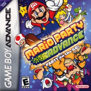 Mario Party Advance OST
