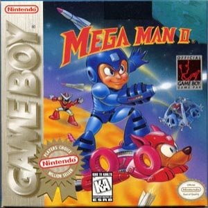 Mega Man 2 (Game Boy)