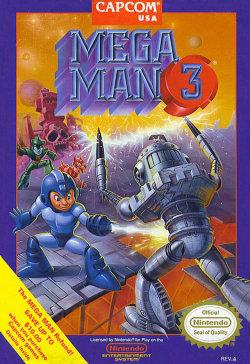 Mega Man 3 OST
