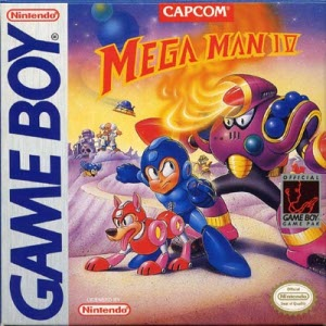 Mega Man 4 (Game Boy)