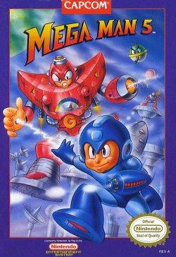 Mega Man 5 OST