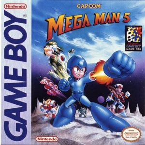 Mega Man 5 (Game Boy)