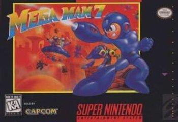 Mega Man 7 OST