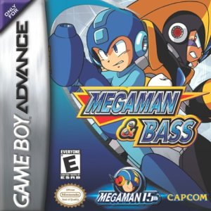 Mega Man & Bass OST