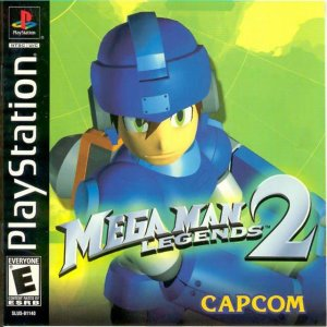 Mega Man Legends 2 OST