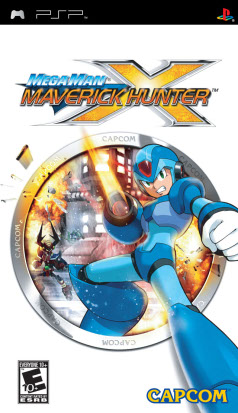Mega Man Maverick Hunter X OST
