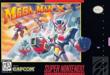 Mega Man X3 OST