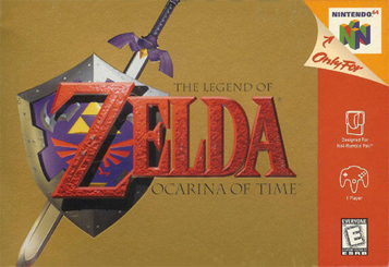 Zelda Ocarina of Time OST