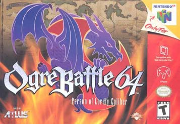 Ogre Battle 64 OST