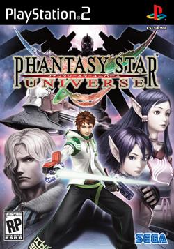 Phantasy Star Universe OST